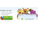 Bild: Die Version 5 des Firefox-Browsers liegt zum Download bereit.