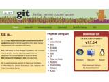 Bild: Die Versionsverwaltung Git wurde ursprünglich für den Linux-Kernel entwickelt.