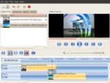 Bild: Das Videoschnittprogramm OpenShot ist nur mit Linuxsystemen kompatibel.