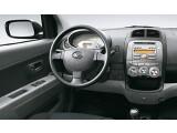 Bild: Viel Plastik und billige Stereoanlage - aber der Daihatsu Sirion fährt günstig, praktisch und bescheiden. (Foto Daihatsu)