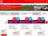 Bild: Vodafone bietet LTE-Tarife als reines Internetangebot oder mit Festnetz-Anschluss.