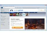 Bild: Im Vuze-Portal gibt es einen eigenen Bereich für Spiele.