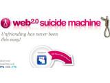 """Bild: Die """"Web 2.0 Suicide Machine"""" erleichtert Nutzern den Ausstieg aus Sozialen Netzwerken"""
