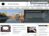 Bild: Die Webseite des Deutschen Bundestages soll gegen die Datenschutzbestimmungen verstoßen.