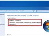 Bild: Windows 7 SP1