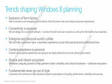 Bild: Windows 8 Pläne
