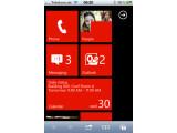 Bild: Windows Phone läuft dank einem Emulator auch auf Apples iPhone.