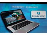 Bild: Auch Windows-Rechner sollen künftig mit Intels Thunderbolt-Technologie ausgestattet werden.