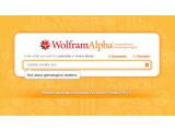 Bild: Wolfram Alpha steckt hinter den intelligenten Antworten von Apple Siri.