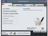 Bild: Xara Designer Pro 6 verbindet Bildbearbeitung mit DTP-Software.