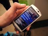 Bild: Das Xperia Neo wird erst später erscheinen.