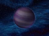 Bild: Y-Zwerge sind relativ dunkle und vor allem sehr kalte Himmelsobjekte.