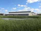 """Bild: Yahoos """"grünes"""" Rechenzentrum im US-Bundesstaat New York ist seit September 2010 in Betrieb."""