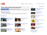 Bild: YouTube hat für seine registrierten Nutzer die Startseite überarbeitet.