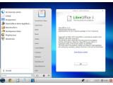 Bild: Zorin OS vereint den Gnome-Desktop mit Symbolen aus dem KDE-Projekt.
