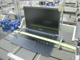 Bild: Auf, zu, auf, zu: Mindestens 20.000 Mal wird ein Samsung-Notebook geöffnet und geschlossen.