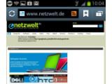 Bild: Adblock Plus für Android im Einsatz.