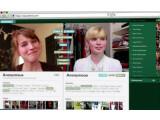 Bild: Mit AirTime können Facebook-Nutzer per Videochat neue Leute kennenlernen oder mit Freunden chatten. (Billd: Screenshot airtime.com)