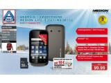 Bild: Aldi Nord bietet ab dem 13. Dezember ein Android-Smartphone an.