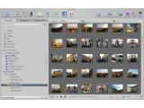 Bild: Aperture kann problemlos tausende Fotos verwalten.