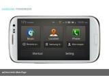 Bild: Die App Drive Link verbindet das Samsung Galaxy S3 via Mirror Link mit dem Bordsystem des Autos.