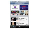 Bild: Apple bietet ab sofort eine eigenständige App für Podcasts.