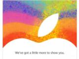 Bild: Apple-Einladung für den 23. Oktober: Nun dürfte kein Zweifel mehr daran bestehen, dass Apple sein iPad mini zu diesem Termin vorstellen wird.