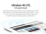 Bild: Das Apple iPad 3 unterstützt LTE derzeit nur in den USA. Südkoreanische Netzbetreiber drängen Apple nun dazu beim iPhone 5 auch LTE-Netze außerhalb Nordamerikas zu unterstützen.