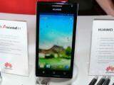 Bild: Das Ascend P1 ist das erste Hochpreis-Handy von Huawei.