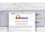 Bild: Audacity ist kürzlich in Version 2.0 erschienen.