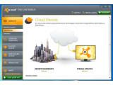 Bild: Avast 7: Updates in Echtzeit dank Cloud-Anbindung.