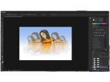 Bild: Die Benutzeroberfläche von Photoshop CS6 ist dunkler gehalten als bei früheren Versionen.