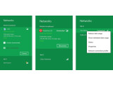 Bild: Das Betriebssystem Windows 8 soll Mobilfunk-Netzwerke ab Werk unterstützen.