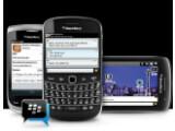 Bild: Den BlackBerry Messenger gibt es ab sofort in einer neuen Version.