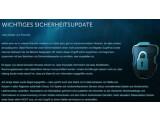Bild: Blizzard informiert Kunden und Spieler auf der eigenen Seite über den Hacker-Angriff