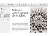 Bild: Bücher für Apple iBooks können ab sofort mit iBooks Author geschrieben werden.