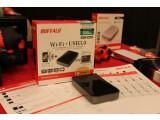 Bild: Buffalo präsentiert auf der IFA die WLAN-Festplatte MiniStation Air.