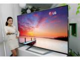 Bild: Wird auf der CES präsentiert: LGs neuer Ultra Definition-Fernseher.