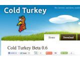 Bild: Cold Turkey verhindert, dass Nutzer von Facebook und anderen Seiten abgelenkt werden.