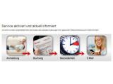 Bild: Die Deutsche Bahn will künftig per E-Mail über Verspätungen informieren.