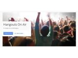 Bild: Auch in Deutschland können Google+-Hangouts nun übertragen werden.