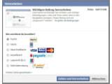 Bild: Auch in Deutschland ist es nun möglich Posts durch Bezahlung hervorzuheben.