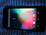 Bild: Diese düstere Aufnahme soll das nächste Nexus-Smartphone zeigen.