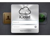 Bild: Der E-Mail-Empfang und -Versand über iCloud unterliegt zahlreichen Beschränkungen.