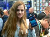 Bild: Endlich ist es da: Samsung zeigt das Galaxy S3 in London. Ab Ende Mai können es Nutzer in den Händen halten.