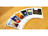 Bild: Erinnert an die guten alten Polaroids: Der tintenlose Drucker Instaprint druckt Instagram-Bilder aus.