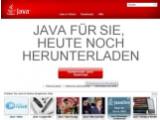 Bild: Erneut betroffen: Experten haben eine Sicherheitslücke in der Java-Software entdeckt.