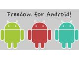 Bild: Erst nach Freischaltung des Root-Kontos ist Android wirklich frei.