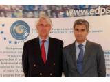 Bild: Der EU-Datenschutzbeauftrage Peter Hustinx und sein Stellvertreter Giovanni Buttarelli.