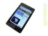 Bild: Eventuell drücken Google und Asus den Preis für 7-Zoll-Tablets unterhalb die Grenze von 100 US-Dollar.